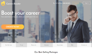 careers booster